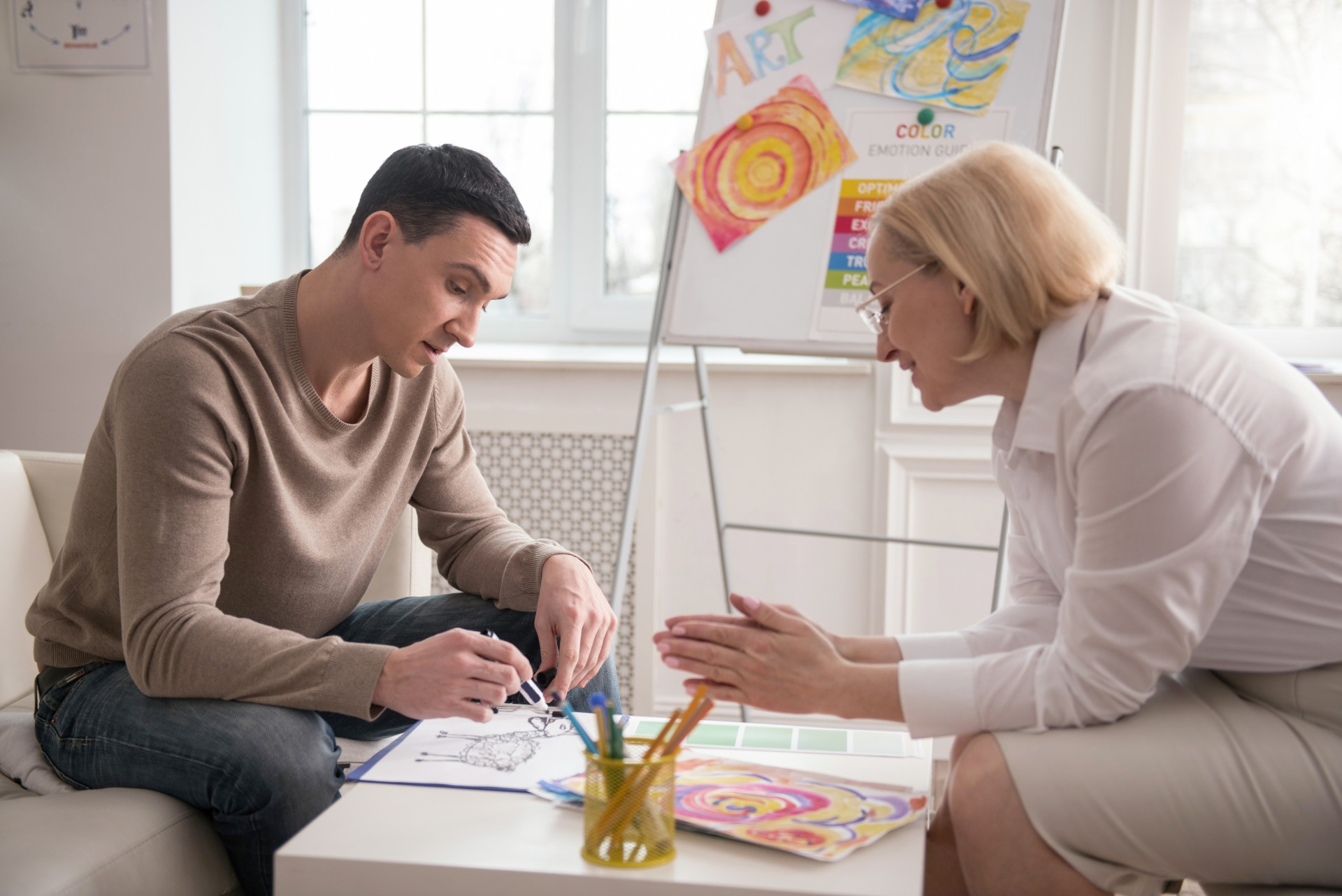 What is Art Therapy? -