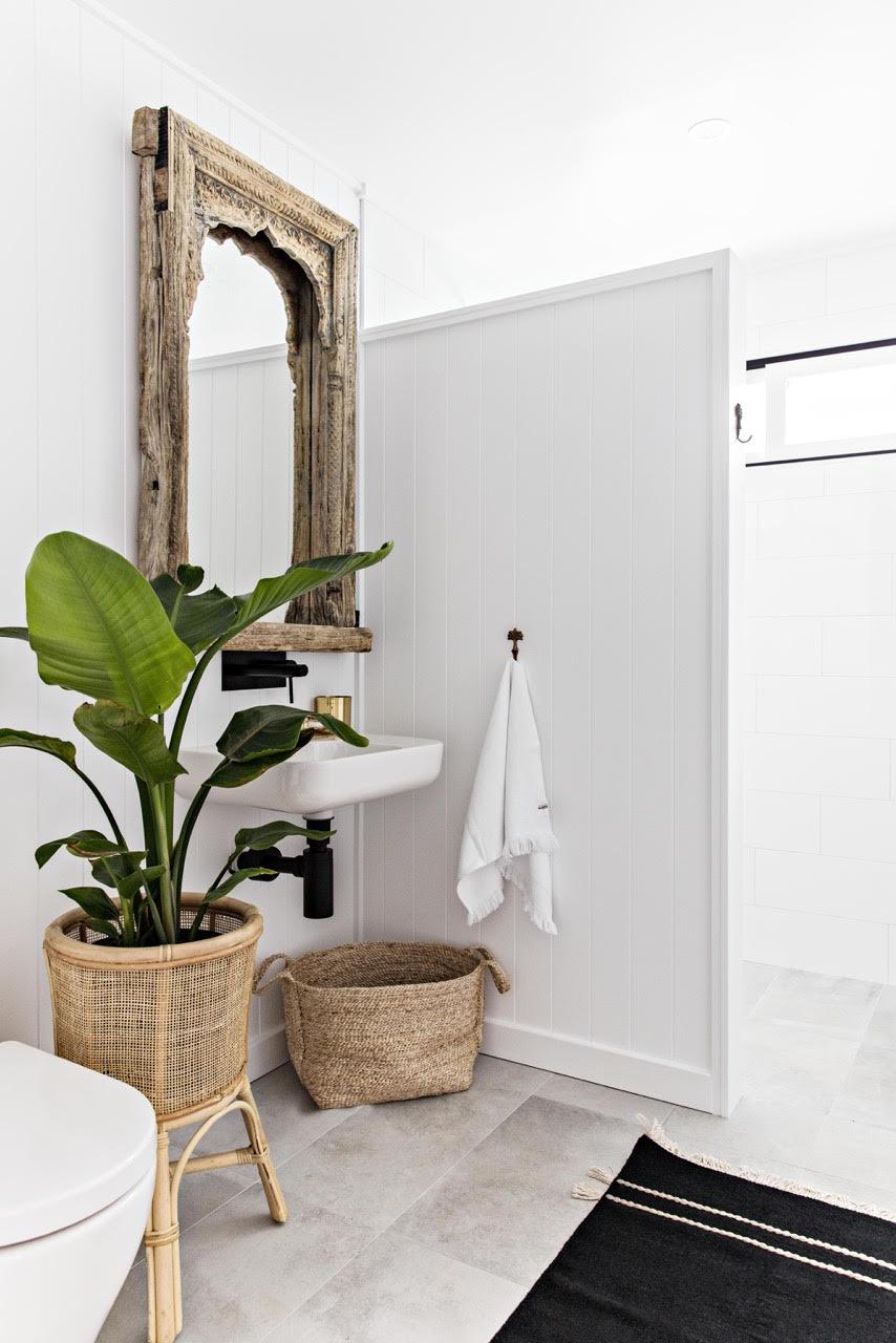 INTERIOR | Bathroom Floor Tiles