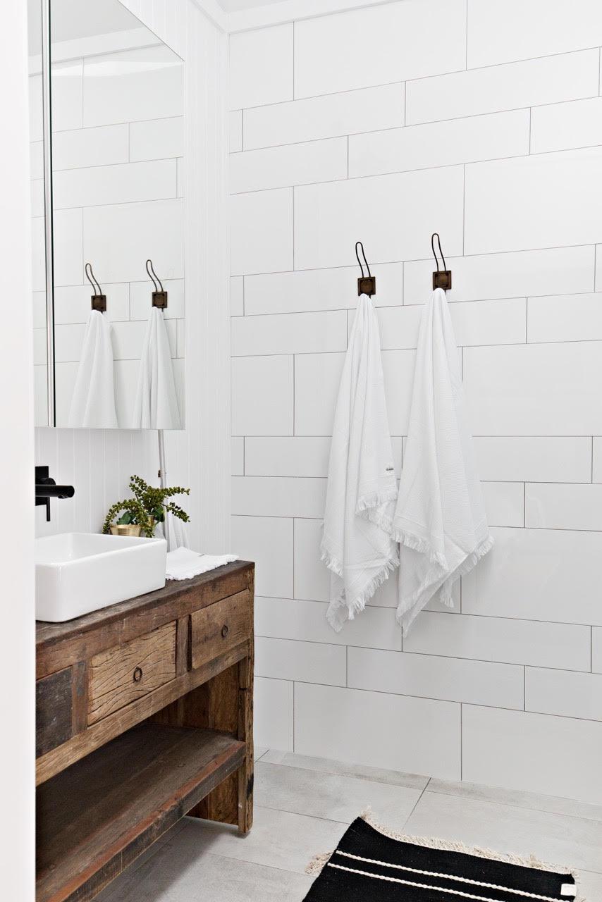 INTERIOR - Bathroom Wall Tiles