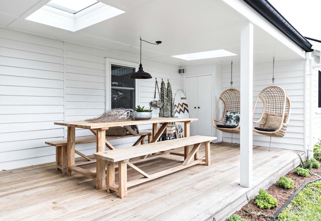 EXTERIOR | Timberdecking & Windows