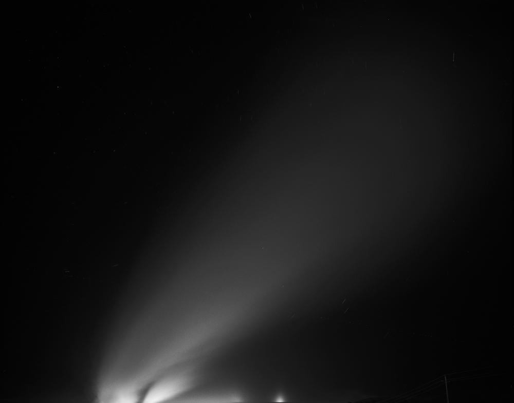 steam, near bernalillo, new mexico  1998