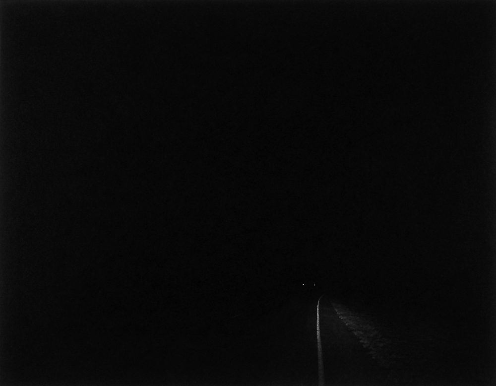 desolate road, new mexico  1999