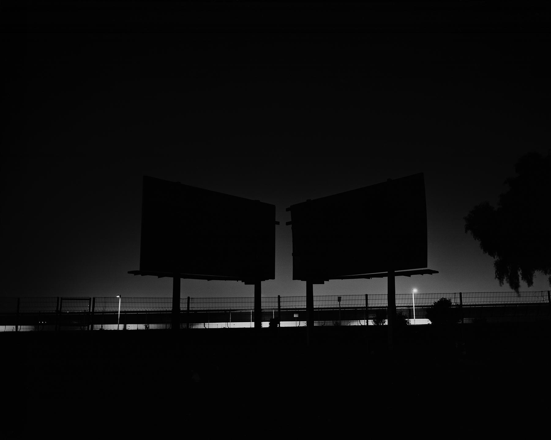 billboards, san fernando valley  2007