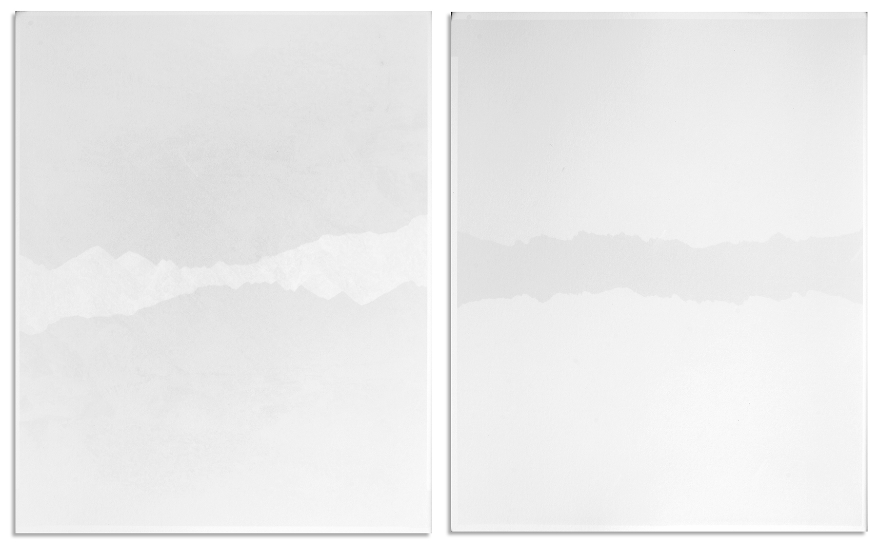 double negative (tierra blanca), 2019
