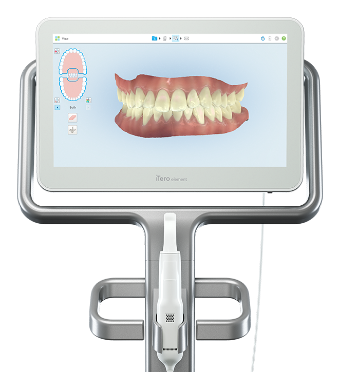 Impressionless Dentistry - Say goodbye to mucky impressions, and hello to the digital superior. With our state of the art 3D scanner, crowns, bridges, and Invisalign just became so much easier…and cooler!