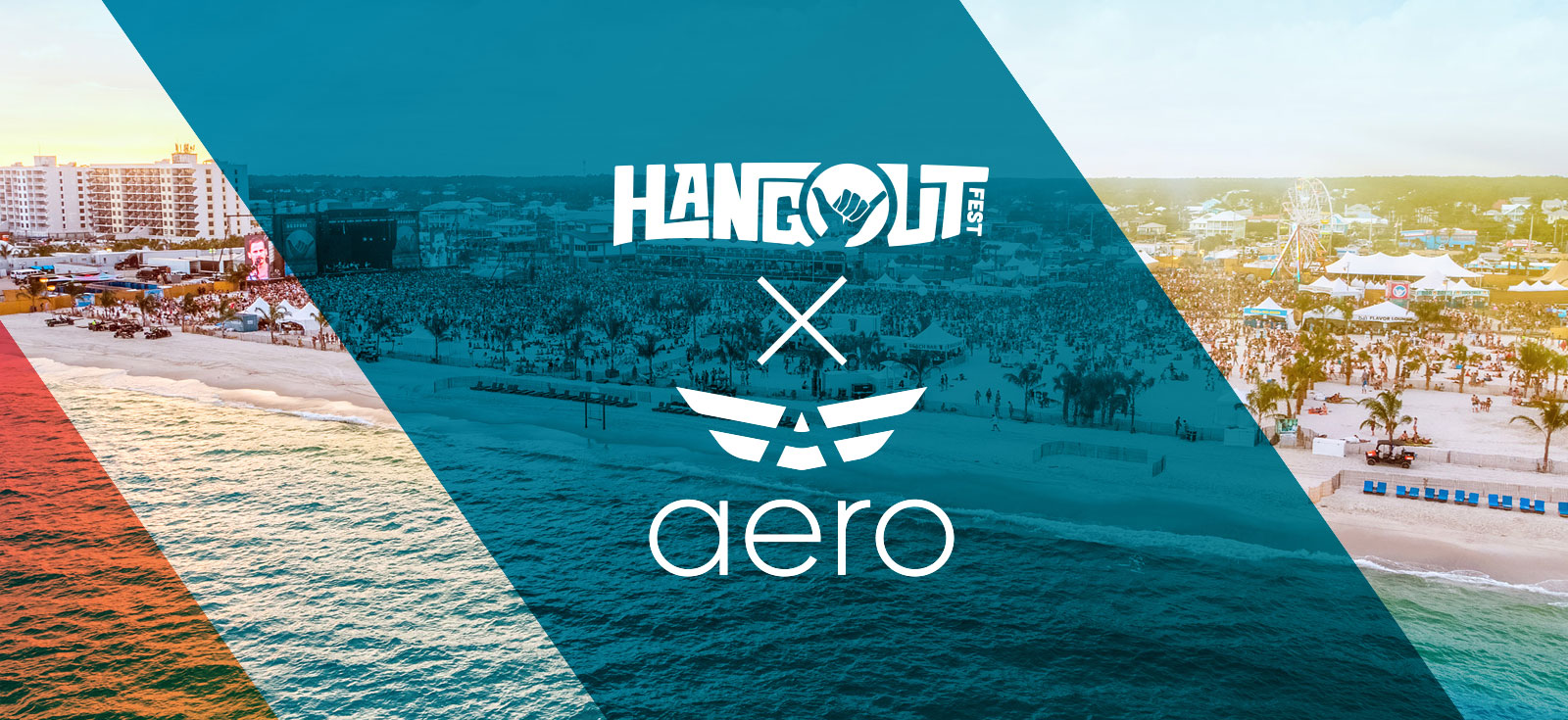 Experience Hangout Fest the Aero way! - Includes the most luxurious and coveted ticket package to Hangout Fest + your own PRIVATE AERO JET!