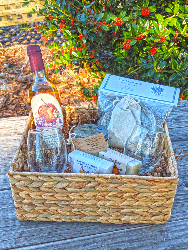 Date Night Basket - $90