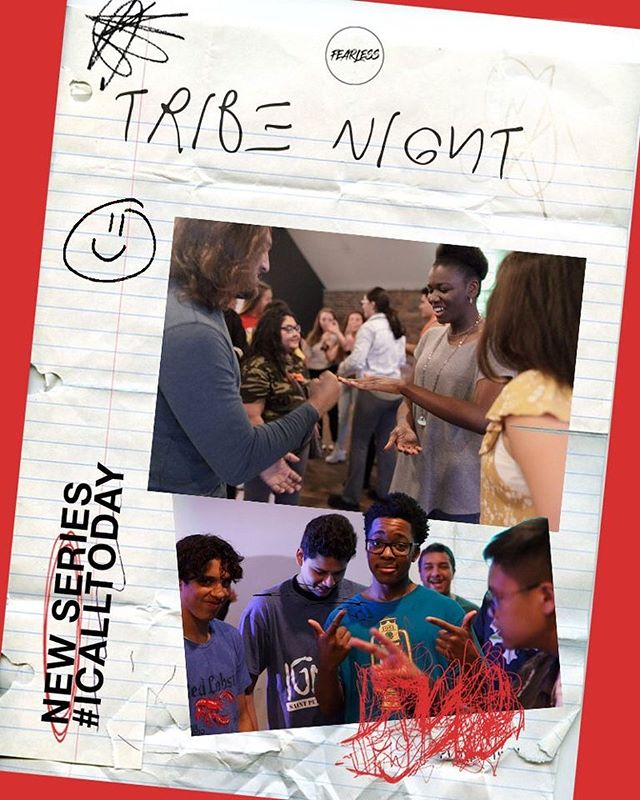 🦁 TRIBE NIGHT IS THIS FRIDAY! ______________________________________________________ There's still time to invite EVERYONE you know!  We cannot wait to see YOU there!  ______________________________________________________ #Fearlessnj  #ChurchAliveNJ #Highschool #Middleschool #Youth #Friday