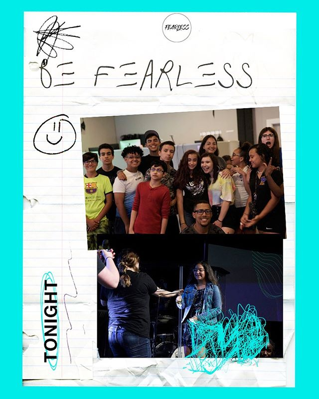 Friday's are for FEARLESS!  Join us for week ✌🏼 of I CALL TODAY series!  Bring your TRIBE!  We can't wait to see you all TONIGHT! —————————— 📅TONIGHT ⏰8:00 pm 📍525 Riverside Ave Lyndhurst, NJ —————————— #Fearlessnj  #ChurchAliveNJ #Highschool #Middleschool #Youth #Friday
