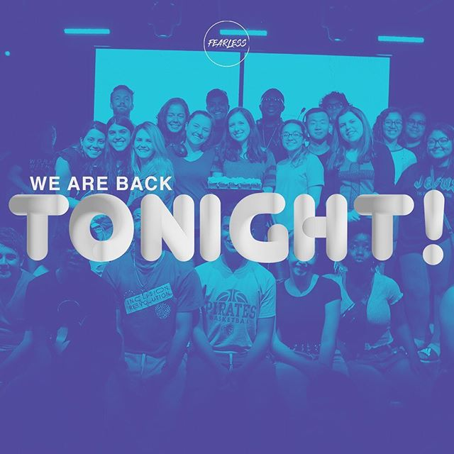 TRIBE NIGHT CONTINUES!  We are so excited to see YOU!  Invite all your friends!  See you all soon! —————————— 📅TONIGHT ⏰8:00 pm 📍525 Riverside Ave Lyndhurst, NJ —————————— #Fearlessnj  #ChurchAliveNJ #Highschool #Middleschool #Youth #Friday