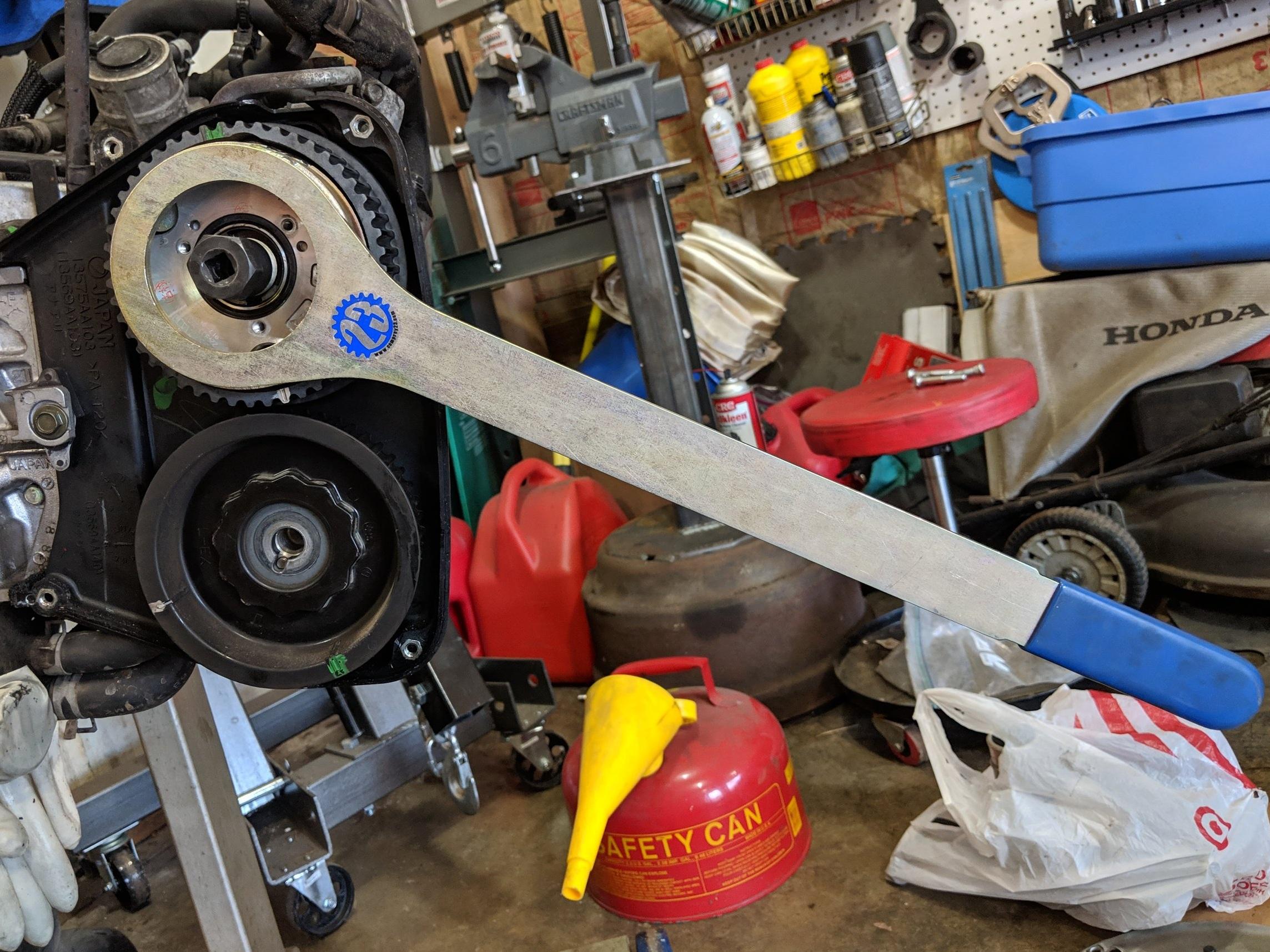 DIY: How to easily remove your Subaru factory Cam bolts