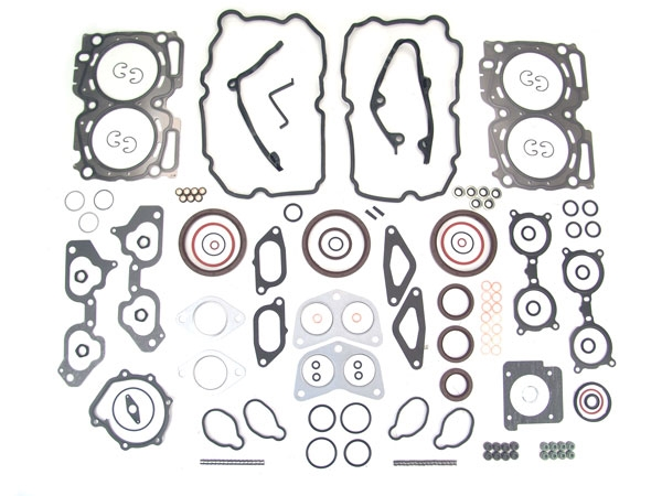 There are so many cool ways to assembly the whole gasket kit for photography purposes! This is one from IAG!
