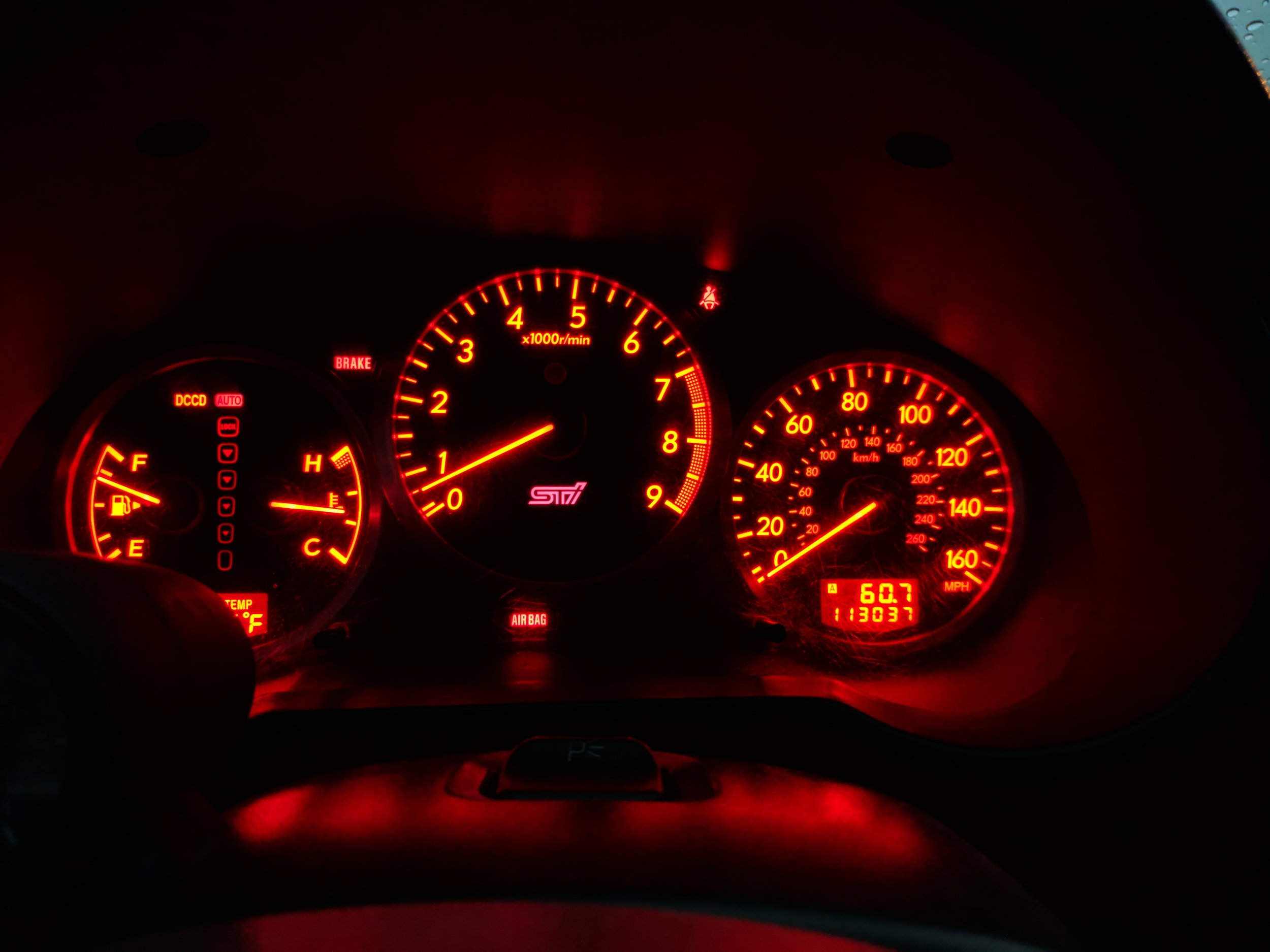 While these gauges are helpful, a performance car with modifications should be keeping further tabs on everything.
