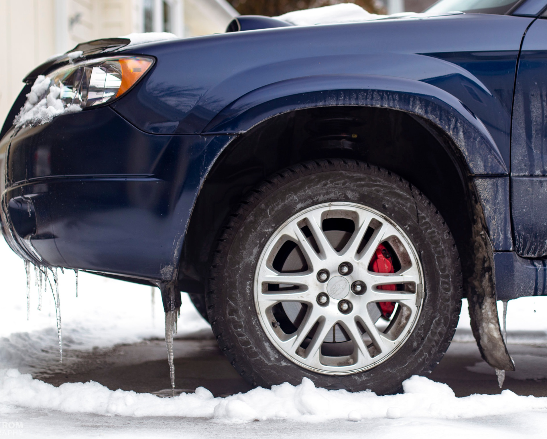 Wheels and tires make a huge difference to your car. The right lug nuts can help further the updated look!