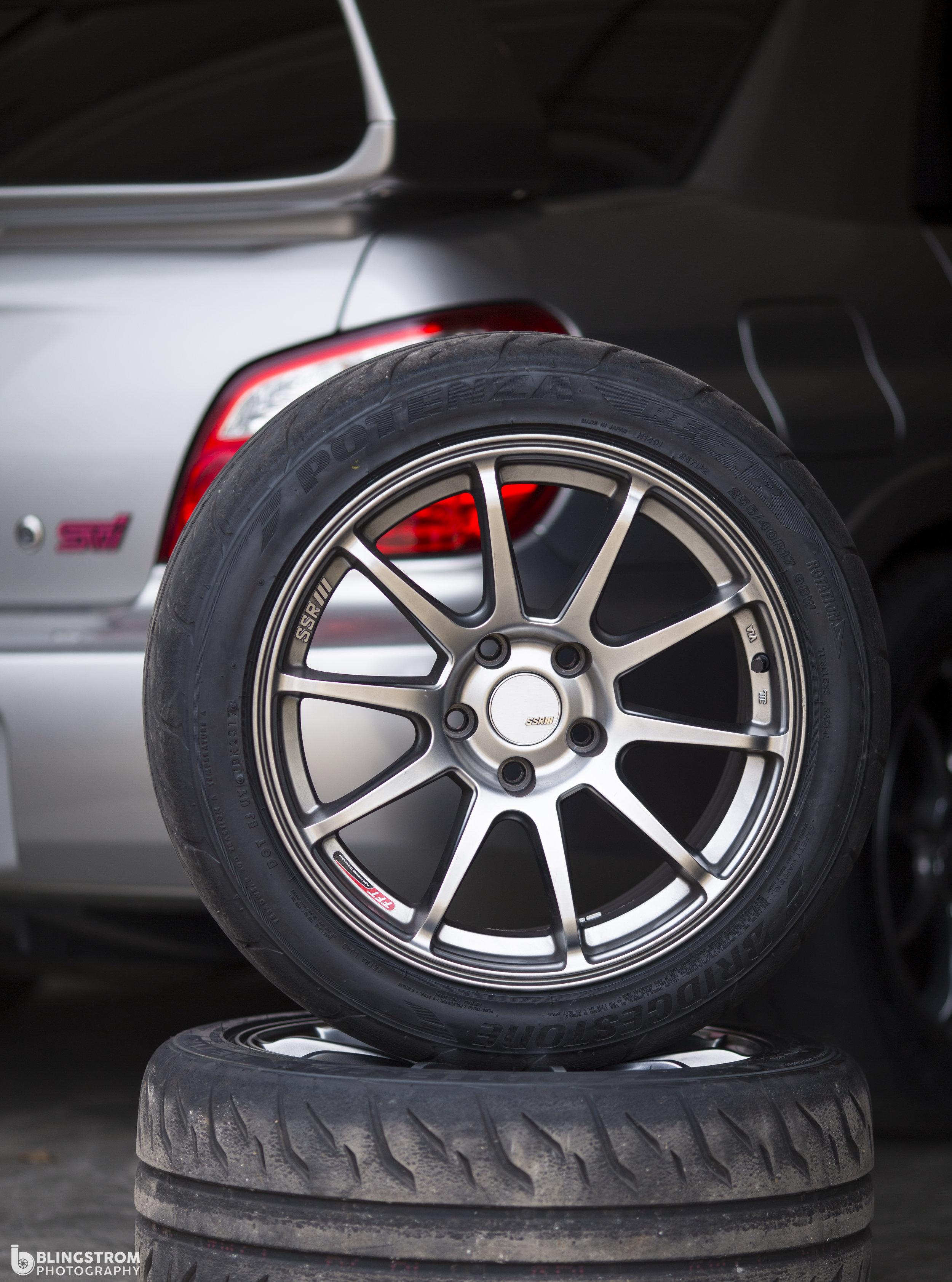 Bridgestone Potenza Re-71r 255/40R17