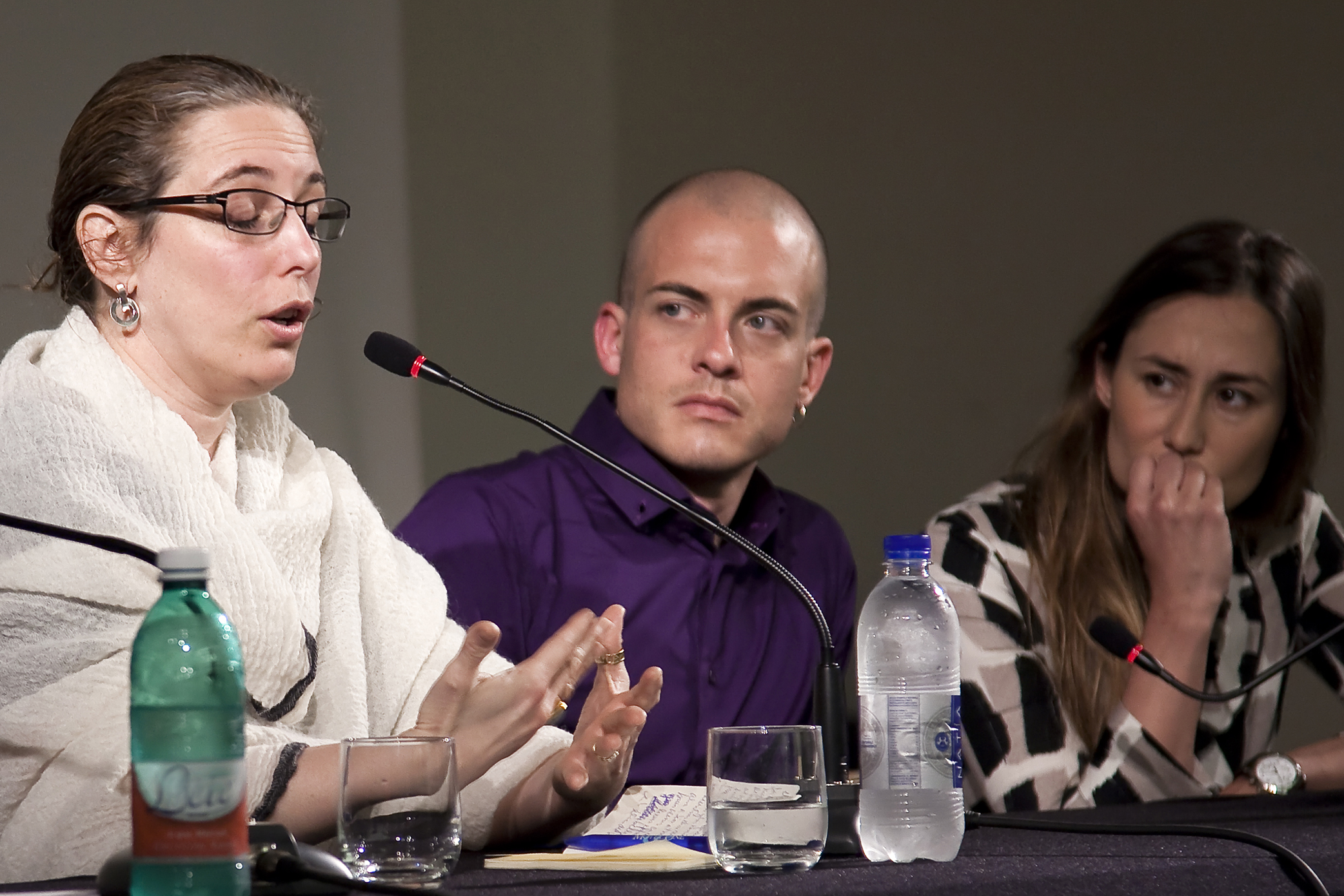 Tania Bruguera,  Touched by Discipline , photo A. Benestante