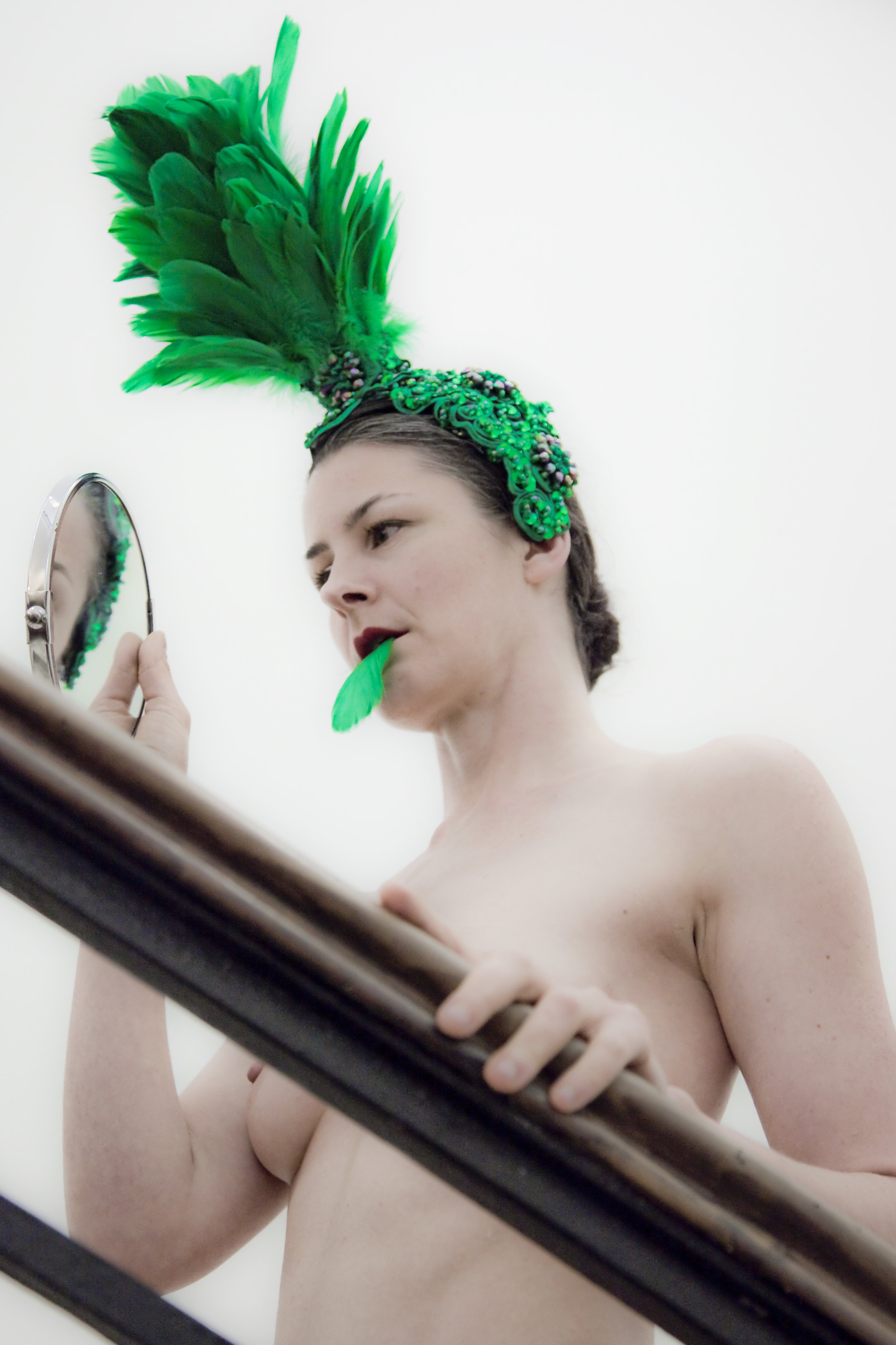 Kira O'Reilly,  Syncope , photo A. Benestante