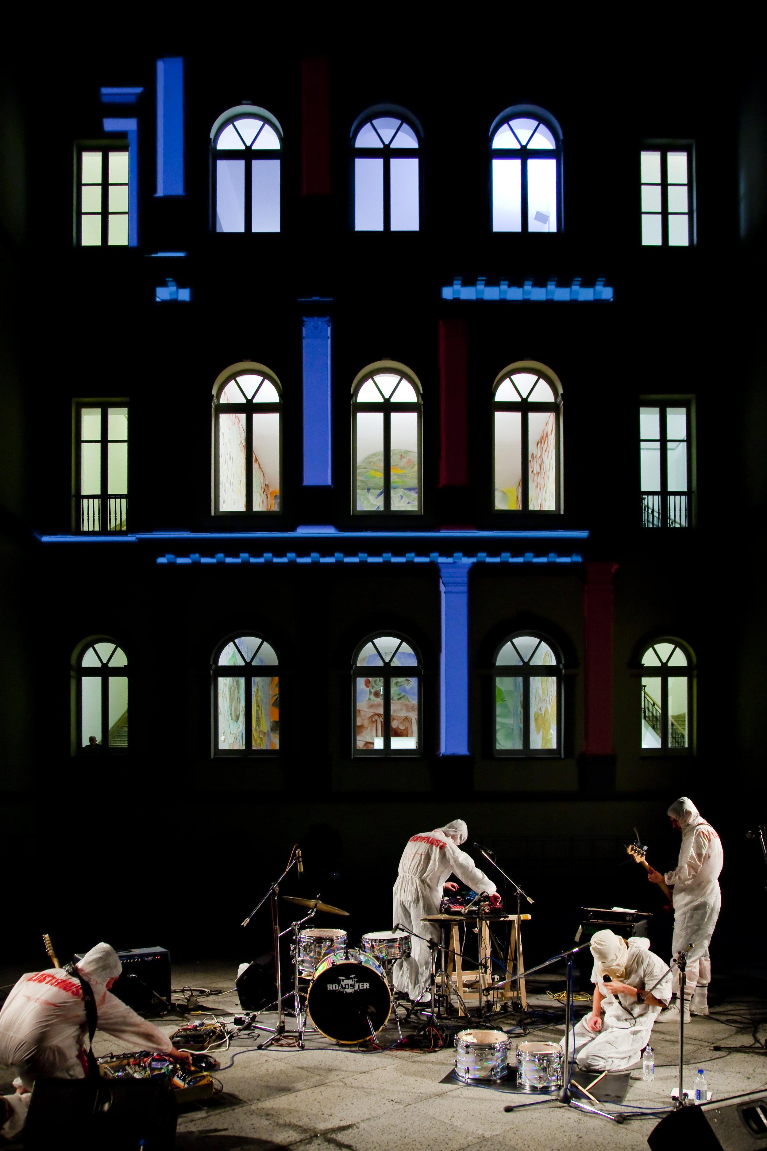 Jamie Shovlin,  Lustfaust , photo A. Benestante