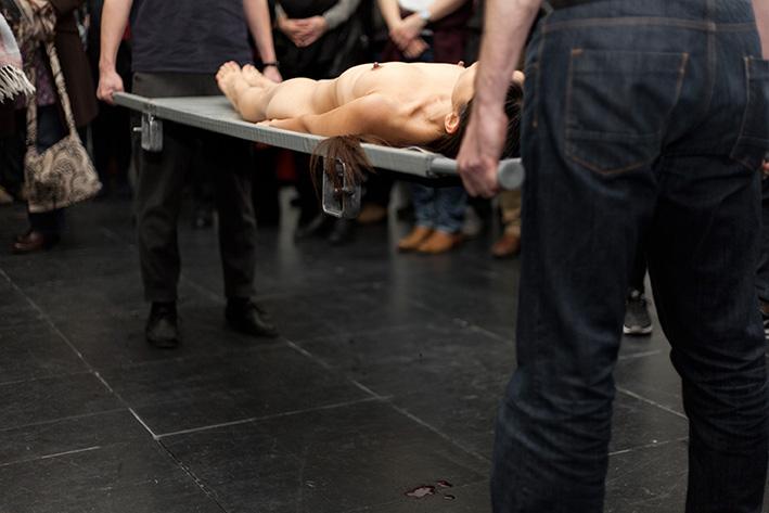 Secreto de Estado , Photo N. Allgeier © Frankfurter Kunstverein