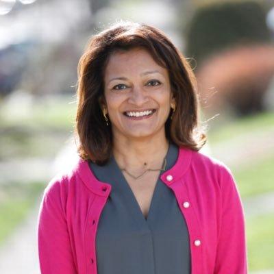 Commissioner Susheela Jayapal