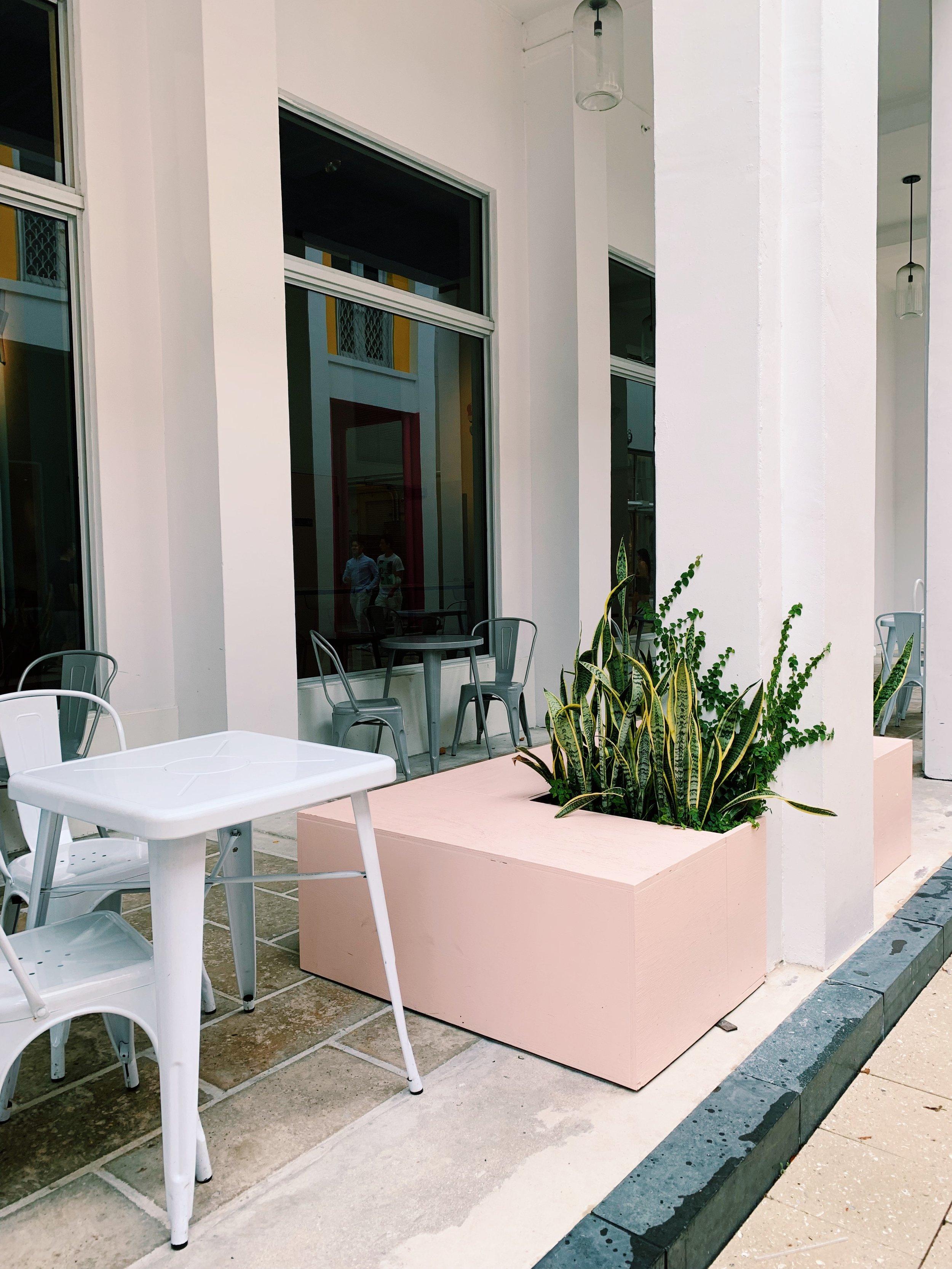 A more understated palette | Miami Design District