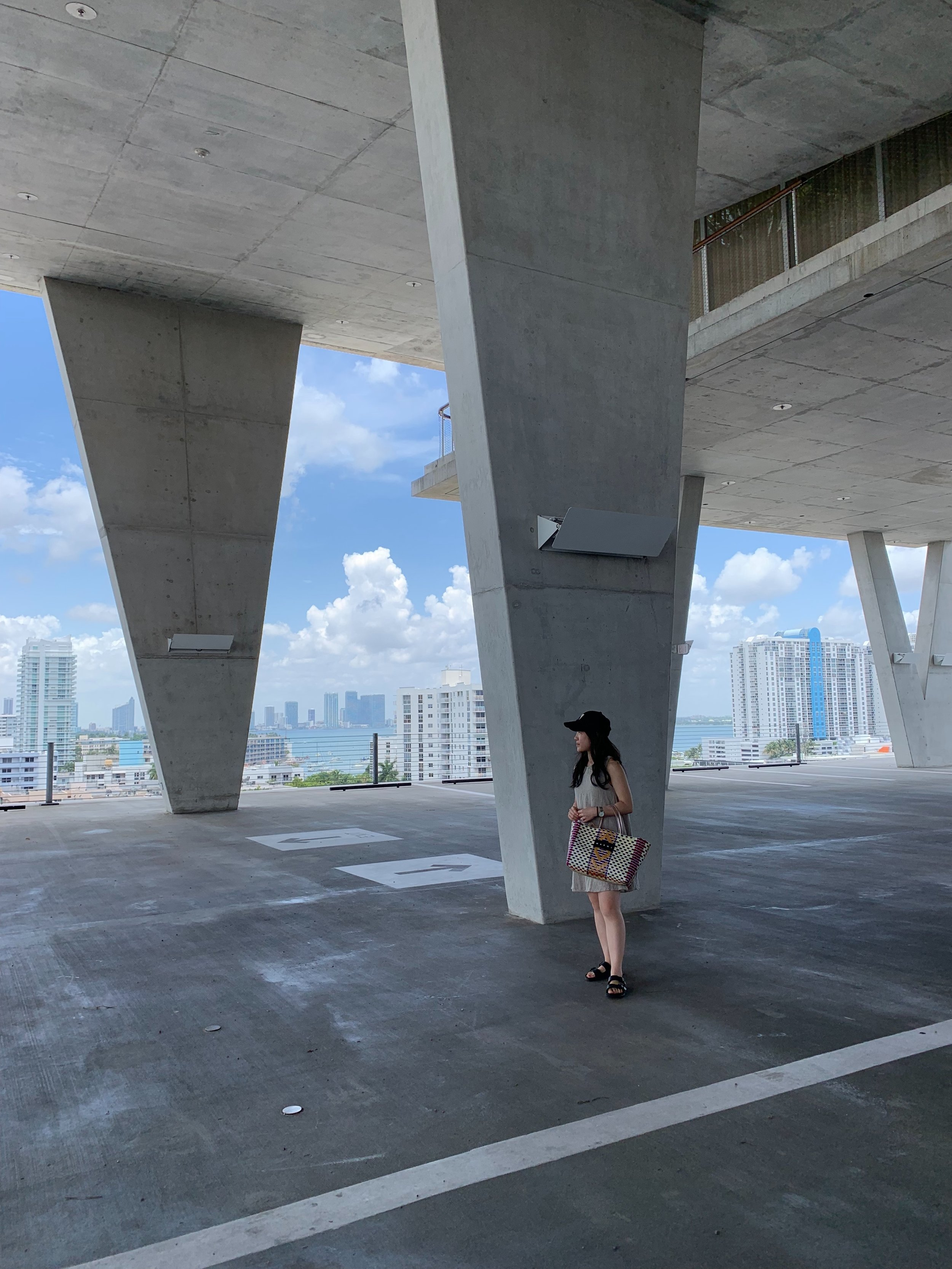 View from top of 1111 Lincoln Road | Miami Beach