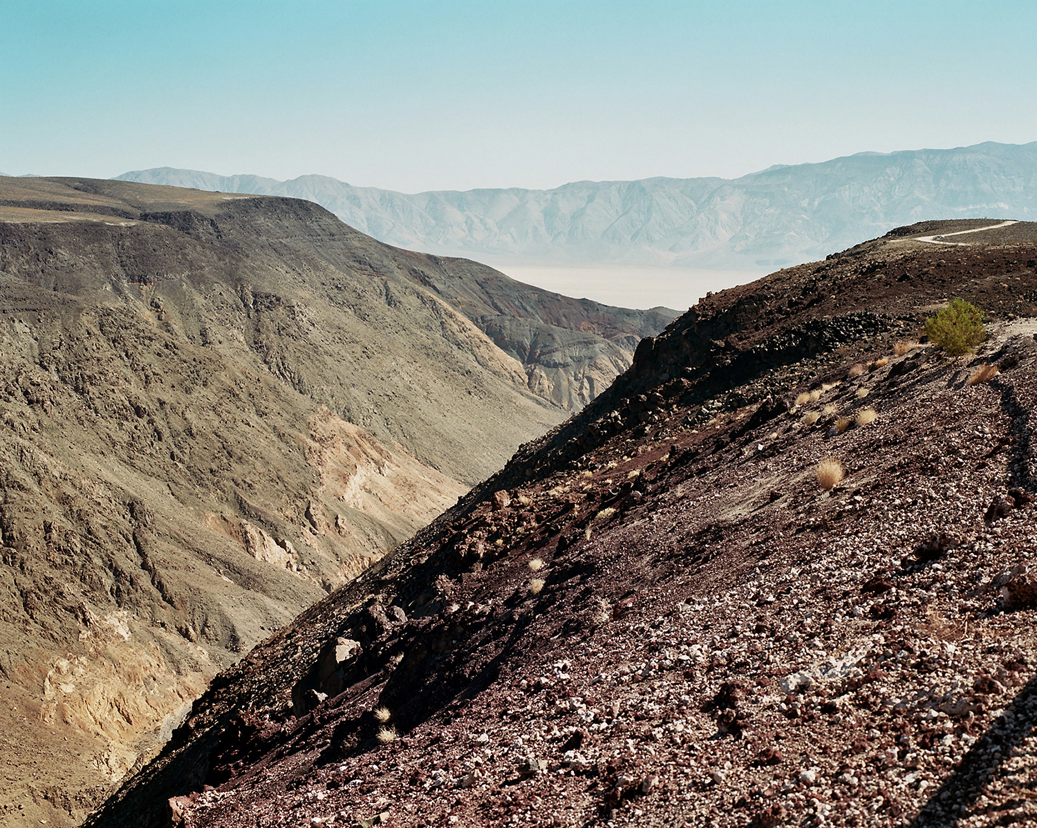 A look at those who call Death Valley, one of the hottest, most remote and inhospitable places on earth, home.