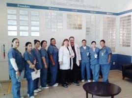 現在実習に行っているMission Community Hospitalです。