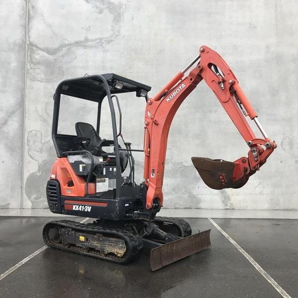 Kubota KX41-3 Excavator