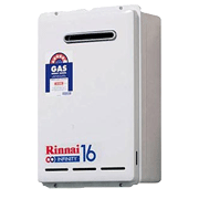 In the early 90s Rinnai forever changed the way Australians enjoyed hot water, with our launch of the country's first fully electronic gas continuous flow hot water systems. It was a revolutionary leap that provided total confidence and comfort by knowing that your hot water would never run out. We called it Rinnai Infinity.