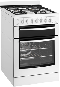 Westinghouse WFG617WALPG Freestanding Gas Oven Stove
