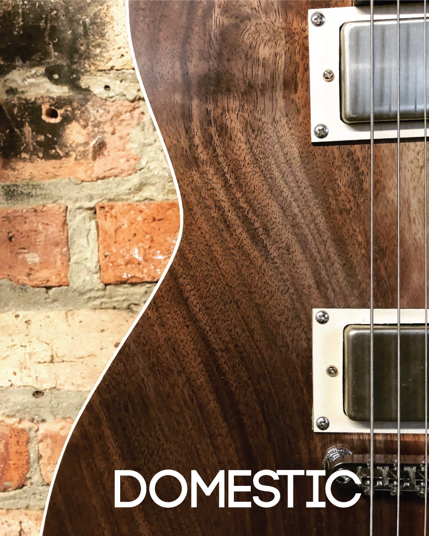 Walnut Harmony-inspired beauty   Strato pre-dates the caster.