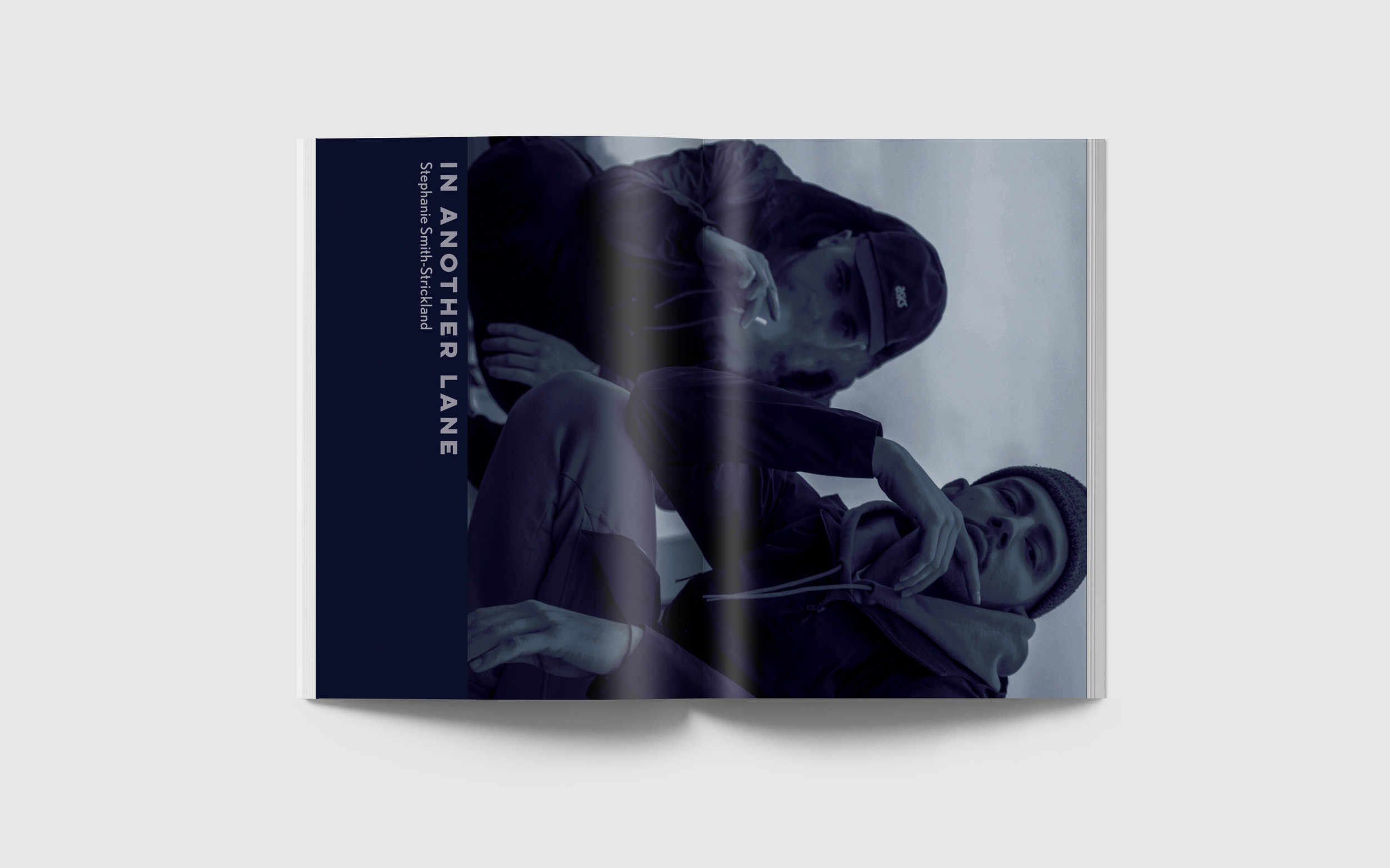 NEST Magazine redesign, designed in collaboration with  Greyson Kelly , featuring an article about Toronto based music duo Majid Jordan.