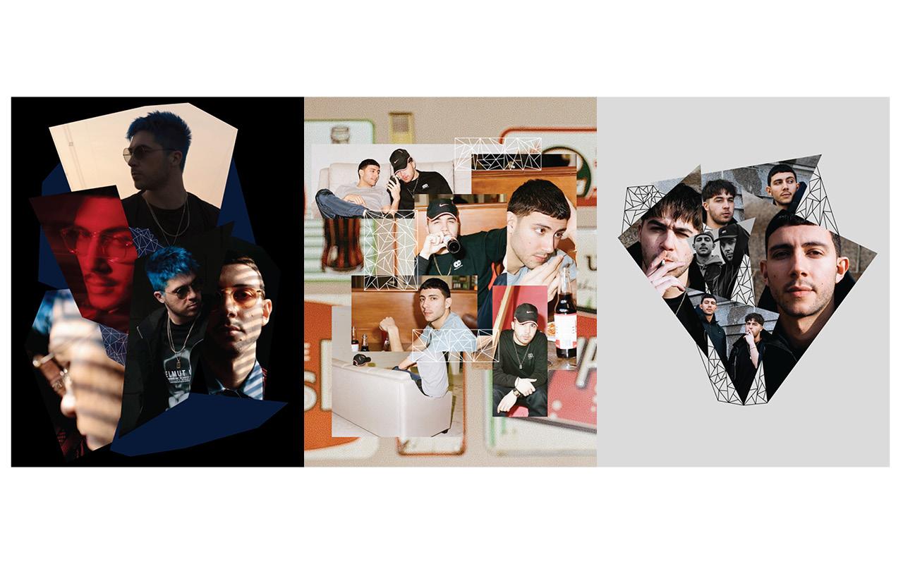 A Collection of Majid Jordan image mash-ups.