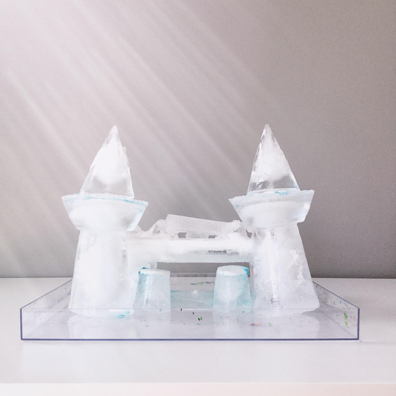Ice Castle from MAKEart Studios