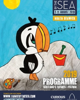 Fringe by the Sea kicks off this weekend!  Find our advert in the programme for 10% off at Westgate Galleries 😊☀️🍾 #fringebythesea #visitnorthberwick