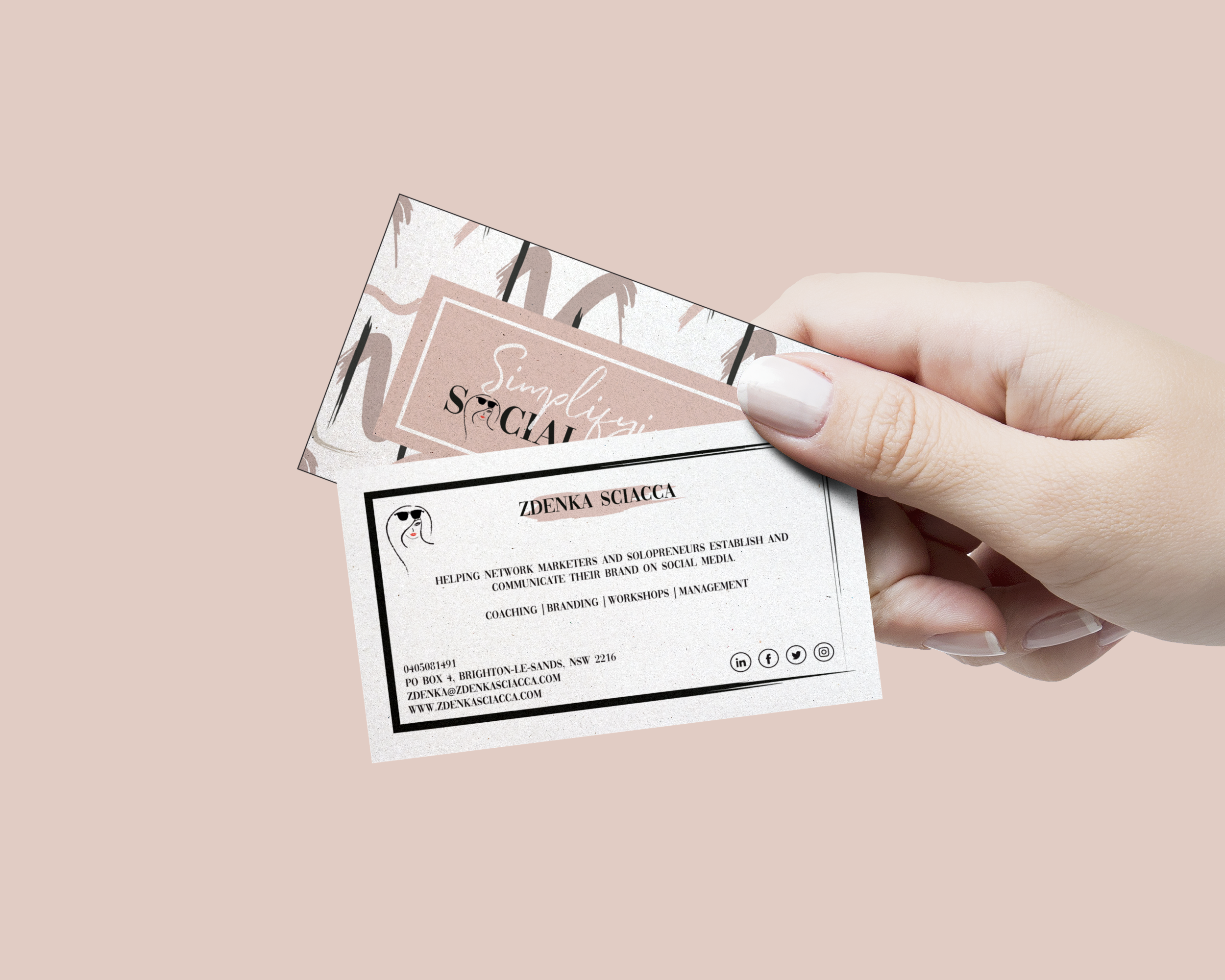 Zdenka Business card mockup.png