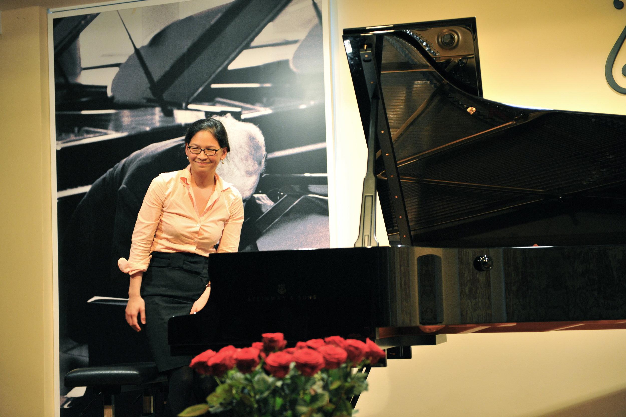 Klavierunterricht für Fortgeschrittene - Effektive Übe- und Spieltechnik sowie musikalische Interpretation
