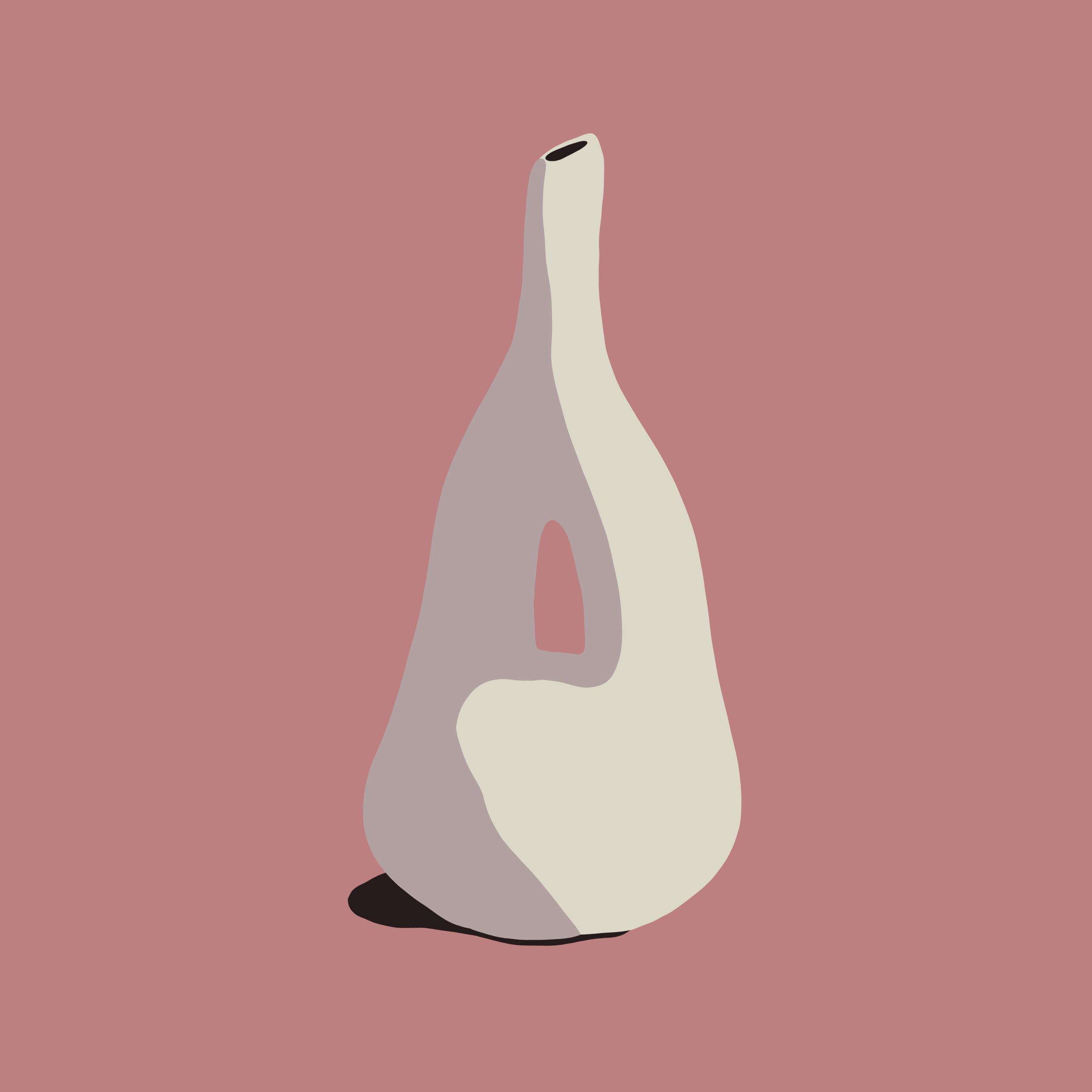 Sketch of Schlegel Vase (1/3)