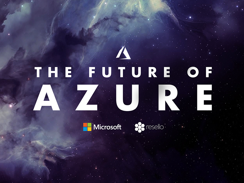 The Future of Azure - Promotional Ebook