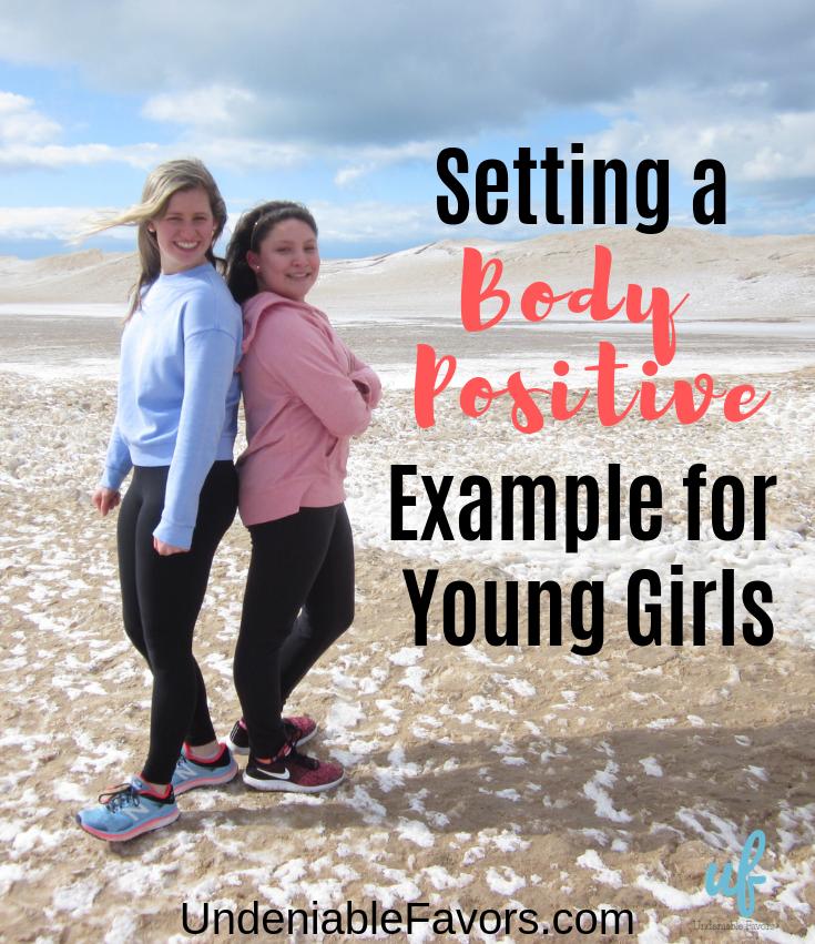 Setting a Body Postivie Example