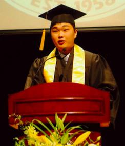As Valedictorian, 2018 Graduation