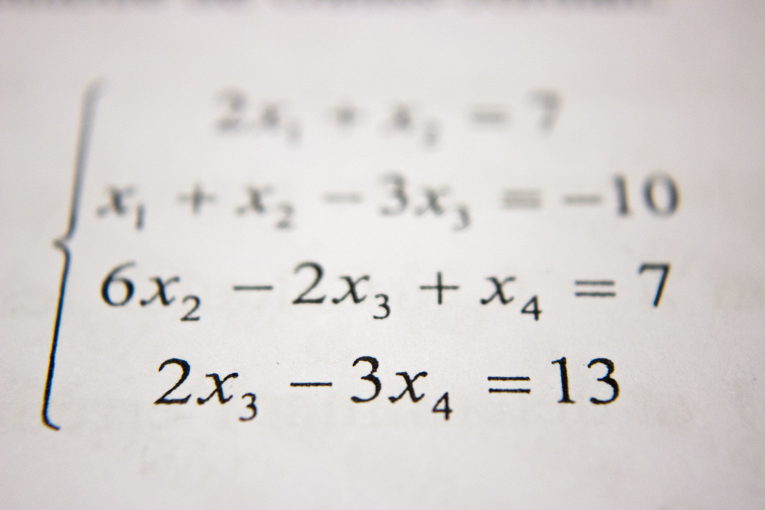 Matematikk -