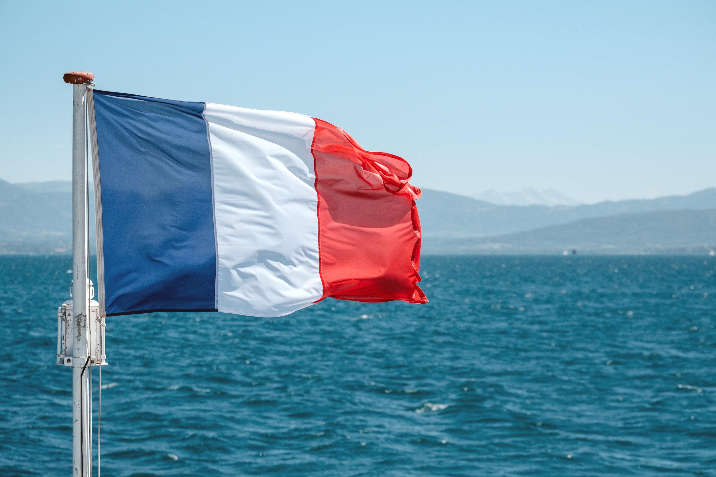 Frankrike -