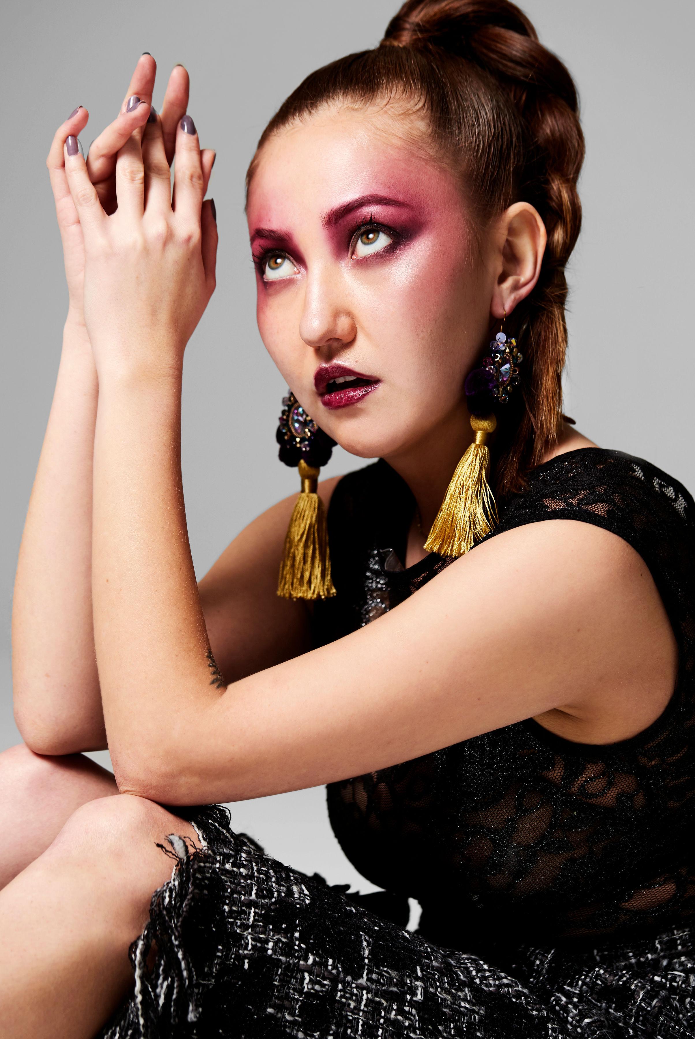 Darika Sartmatova Ravished Now Magazine
