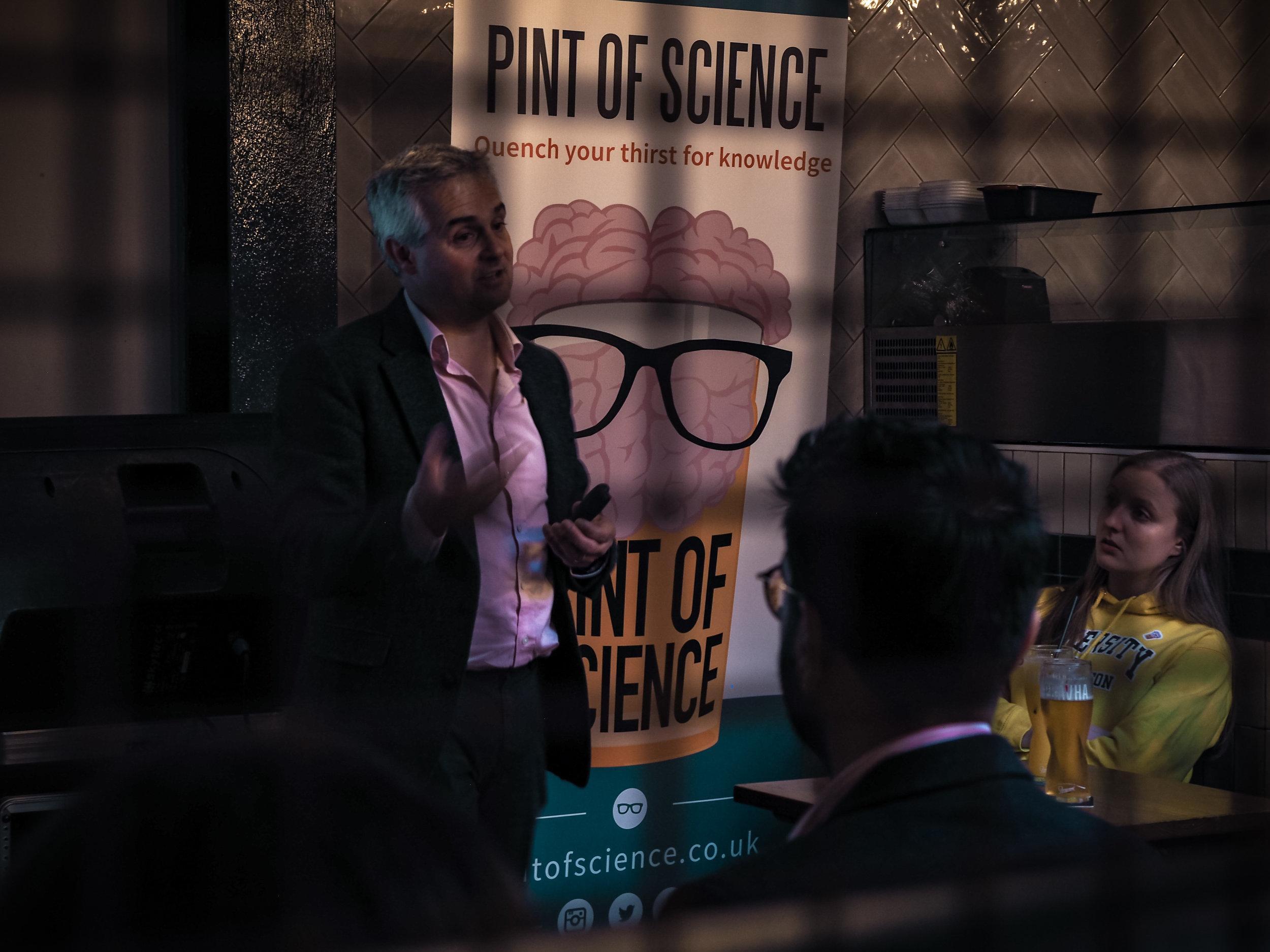 Pint of Science Birmingham