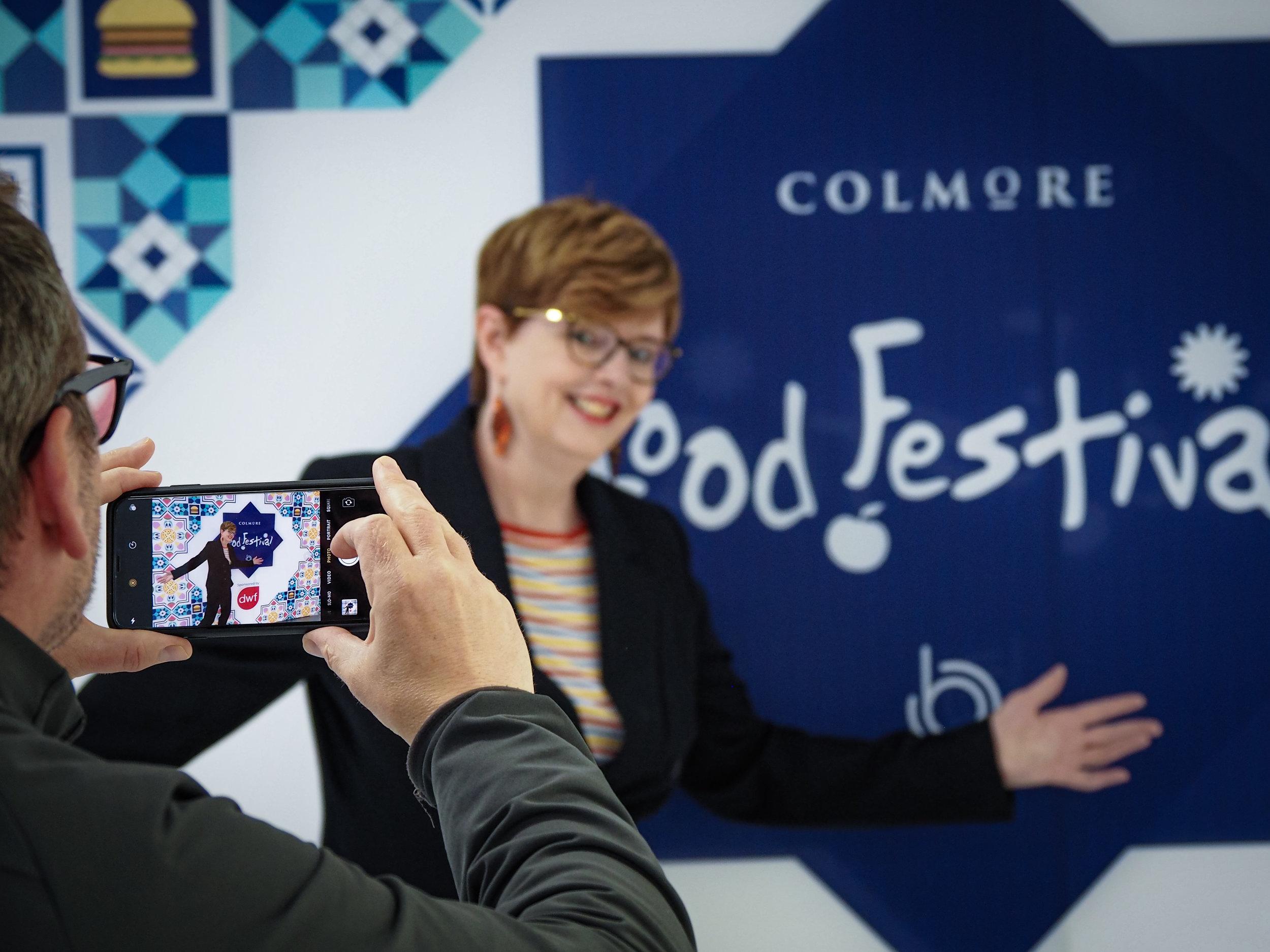 Colmore Food Festival Quiz