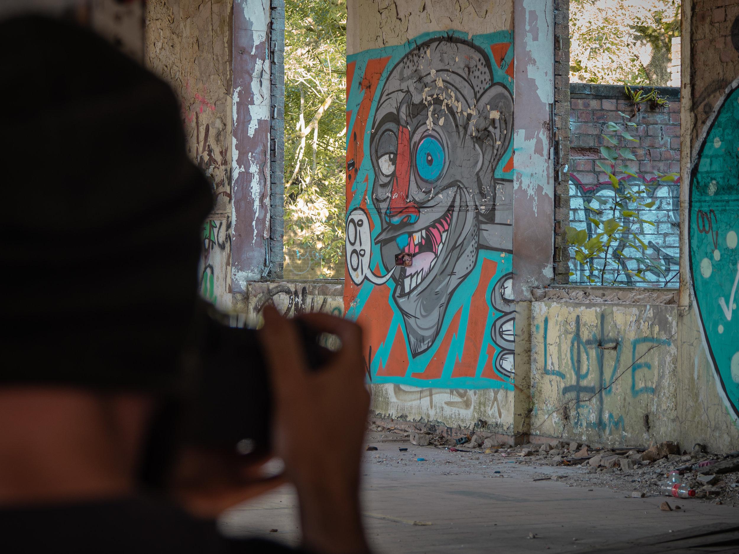 Urban Exploration Photography Experience