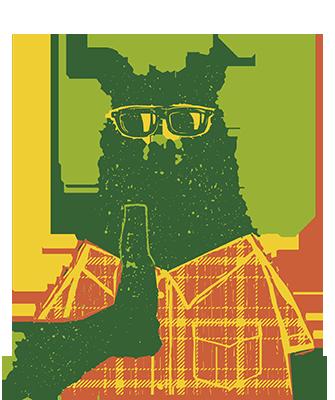 Como siempre las cervezas van por cuenta de la casa gracias a la buena amistad con el Oso <3 ¡Gracias Cerveza Tübinger! Te amamos <3