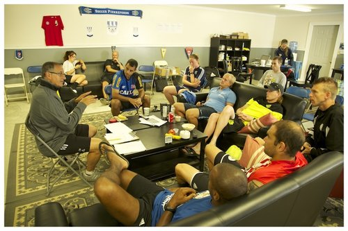 International Coach Meeting